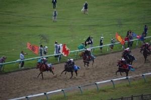 カラフルで勇壮な相馬野馬追 (1)