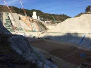 12月9日 大分川ダム