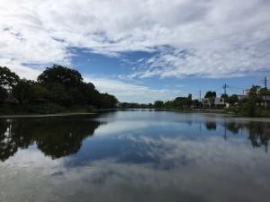 水の豊かな城下町佐賀 (2)