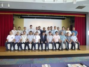 ○沖縄県建設業協会役員会 (5)