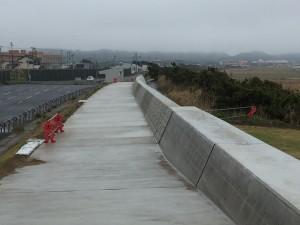 千葉海岸堤防