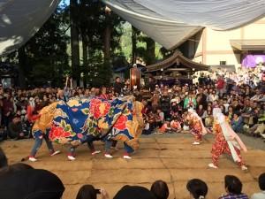 白川郷のどぶろく祭り10-15 (2)