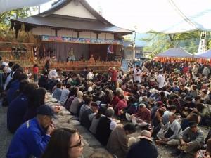 白川郷のどぶろく祭り10-15 (1)