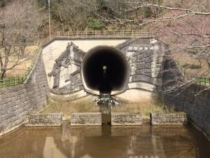 谷山川放水路