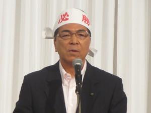 4戸敷会長